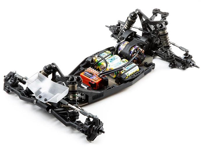 22 5.0 DC Elite Race
