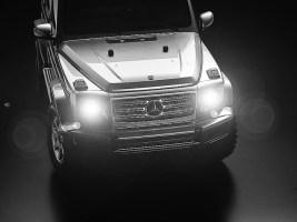Tamiya: Mercedes-Benz G500 - CC02 chassis