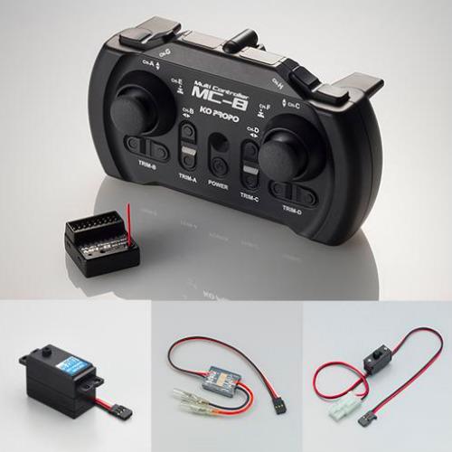 MC-8 Radio System