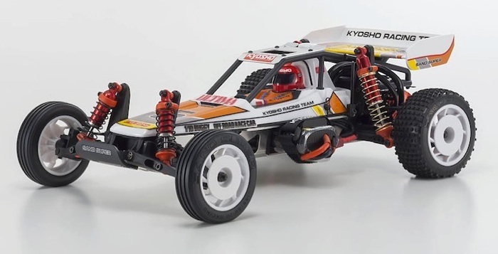 Kyosho: Ultima Re-release - Vintage RC