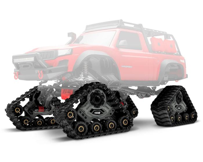 Traxx All Terrain Track Set