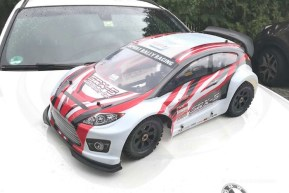 CS Racing SRX-5 Rally Sport Car Nitro 1/5th Scale