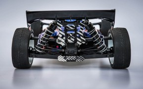 JQ Black Edition eCar 1/8th Scale Racing Buggy kit