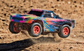LaTrax Desert Prerunner New Body Shell Colours