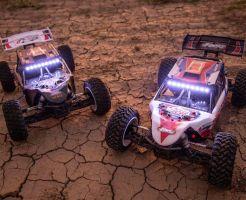 Losi Tenacity DB Pro 4WD Desert Buggy RTR