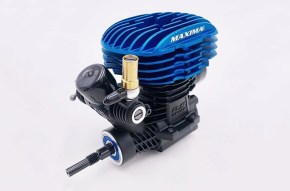 Maxima Mx B4 Engine with low profile and standard heatsink