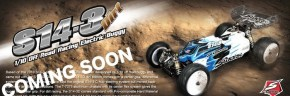 Sworkz: S14-3 Dirt  1/10 electric buggy - Teaser