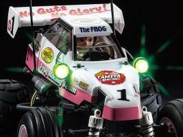 Tamiya Comical Frog (WR-02CB Chassis)