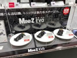 Tokyo Hobby Show 2019: MiniZ MR-03 EVO Special Edition