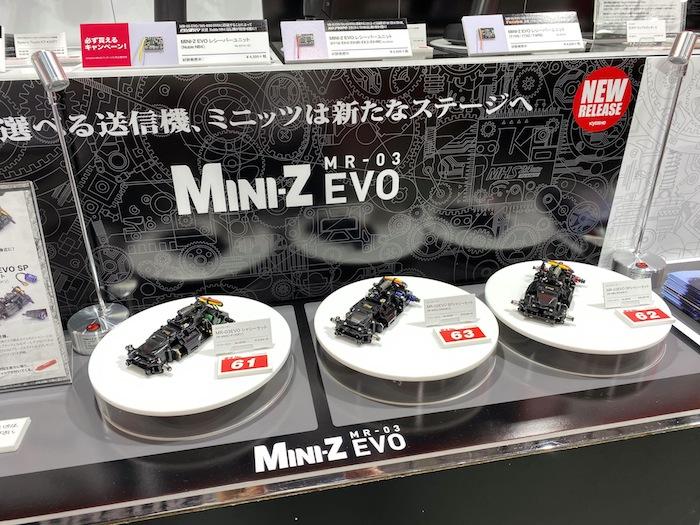 MiniZ MR-03 EVO