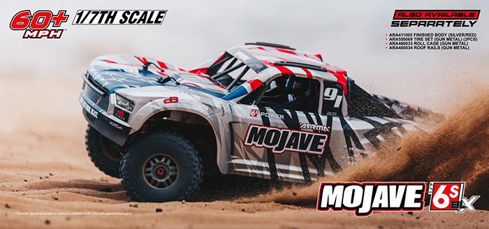 Mojave 6S BLX