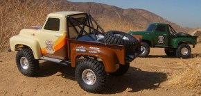 Axial: SCX10 II 1955 Ford F100 - RTR scaler