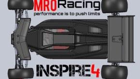 MRO INSPIRE4 Electric 4WD Buggy - KICKSTARTER