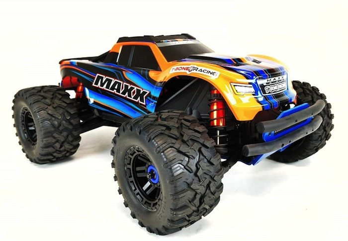 T-Bone-Racing 2 Bumpers MAXX