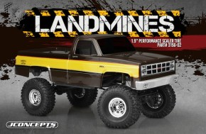 JConcepts: Landmines 1.9 Performance Scaler Tire