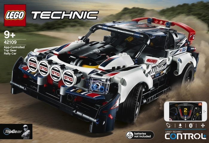 LEGO Technic- Top Gear Rally car - 42109