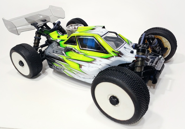 Leadfinger Racing: Tactic A2.1 NB48 2.0 Body