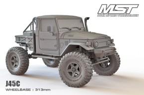 MST: CFX-W J45C Kit - Video