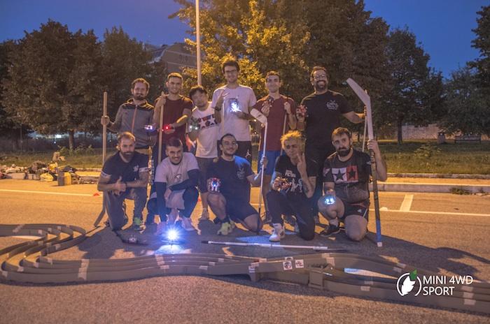 Italy: Mini 4WD Sport Cup Monterotondo