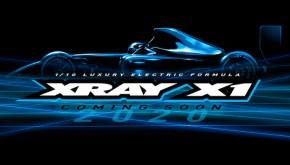 Xray: X1 2020 Electric Formula Car Kit
