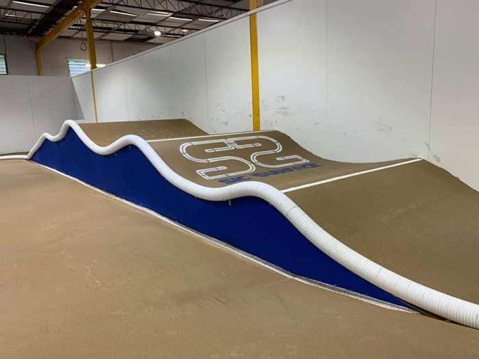 Sic Surface: New Kind of RC Track