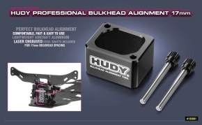 Hudy: New Bulkhead Alignment Tool