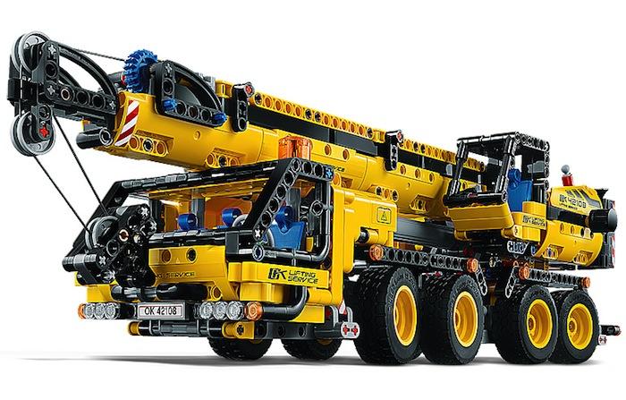 LEGO Technic: Mobile Crane 42108