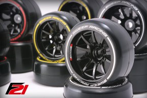 Sweep Racing: F21 Low Profile Formula Tyres