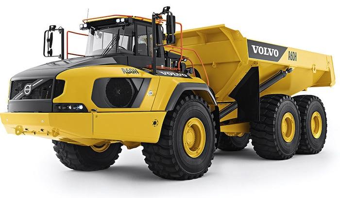 TAMIYA: Volvo A60W Hauler 6X6 (58676)