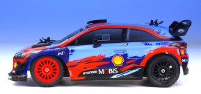 Carisma: GT24 Hyundai i20 WRC Rally - Video