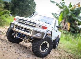 Killerbody: Land Cruiser LC70 Hard Body Kit - New video!
