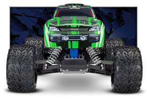 Traxxas: Monster Truck Fun Around $200 with the Stampede!