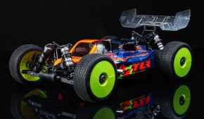 TLR: 8ight-X Elite 1/8th nitro Buggy Race Kit