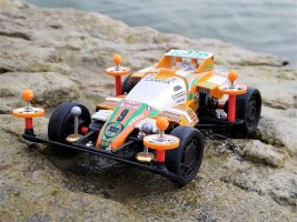 Safari Type 3: The first 2020 Mini 4WD Sport event!