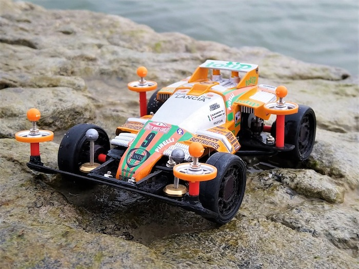 Safari Type 3: The first 2020 Mini 4WD Sport event