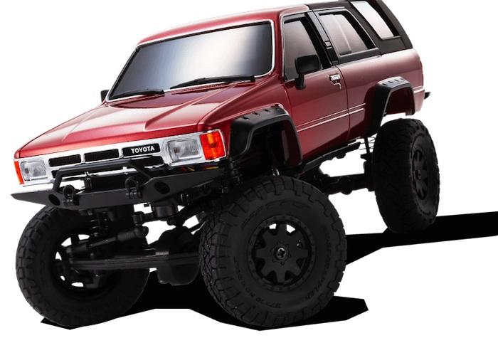KYOSHO- MINIz 4×4 Readyset Toyota 4Runner (Hilux Surf)