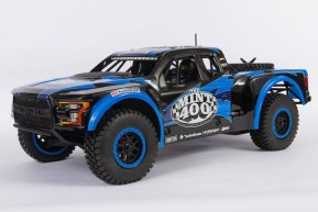 Losi: Ford Raptor Baja Rey The Mint 400 Limited Edition
