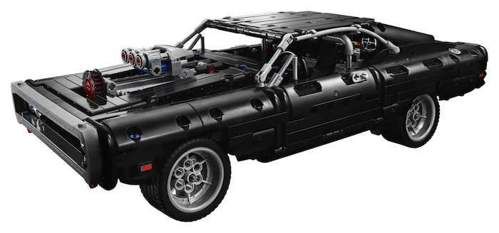 LEGO Technic: Fast & Furious Dom's Dodge Charger (42111)