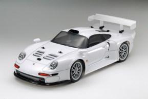 Tamiya: Porsche 911 GT1 Street kit