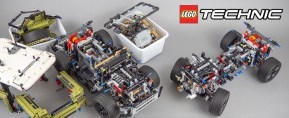 LEGO Technic: The ultimate repair guide for the Land Rover Defender (42110)