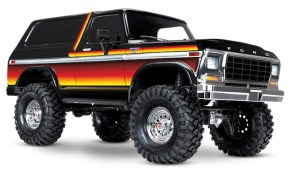 Traxxas: TRX4 Ford Bronco High Desert Adventure