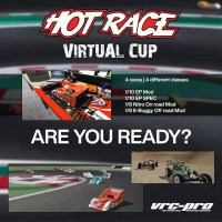VRC: HotRace Cup 2020!