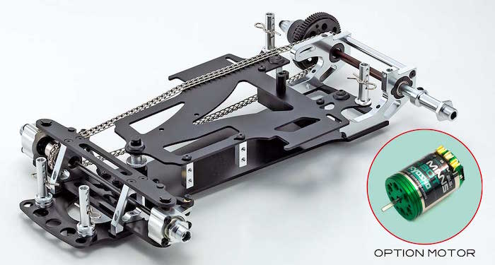 kyosho fantom-ep-4wd-chassis
