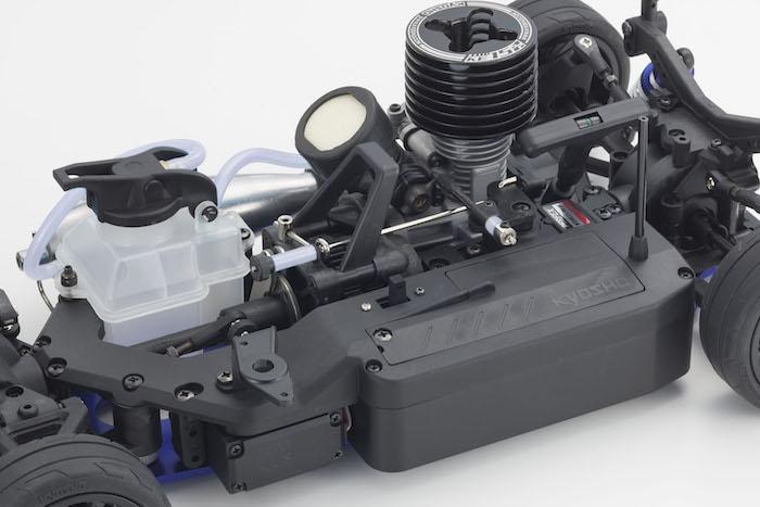 Kyosho: 2020 Mercedes-AMG GT3 - FW06 Nitro 4WD
