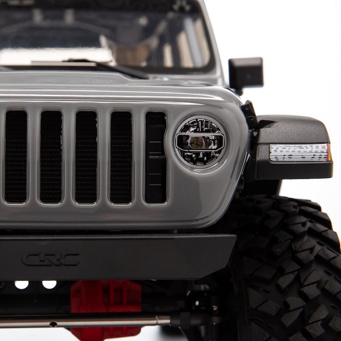 Axial: SCX10 III Jeep JLU Wrangler with Portals - RTR