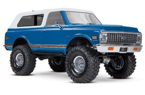 Traxxas: Chevrolet '69 & '72 Blazer Bodies for the TRX4