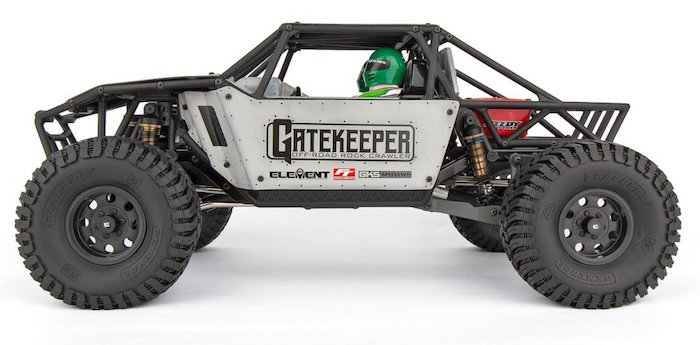 Element RC Enduro Gatekeeper rock crawler kit