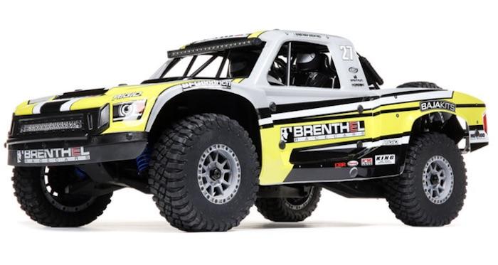Losi: Super Baja Ray 2.0 1/6th scale desert truck