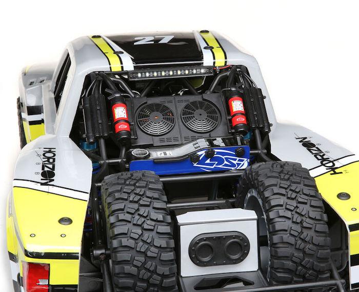 Losi rc Super Baja Ray 2 desert truck