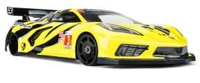 Protoform: Chevrolet Corvette C8 body for GT12